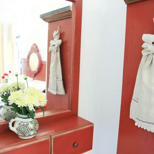 Camera Coral, Chalet Cosy, Pastel Chalet, boutique hotel, Romania, cazare