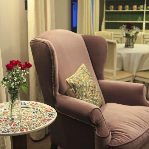 Chalet Romantic, Living, Pastel Chalet, boutique hotel, Romania, cazare
