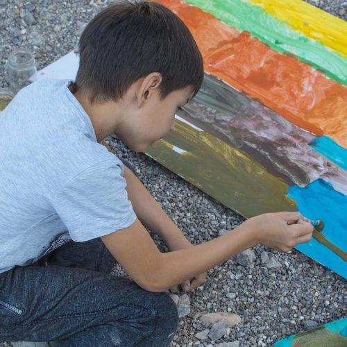 Tabara copii Pastel Chalet, Un loc de poveste, Tabara august 2017 (40)