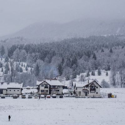 Magia Iernii, Timeless Story, Pastel Chalet
